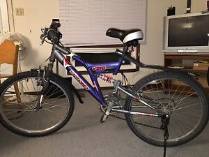 """24"""" bike with accessories"""