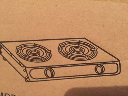 Brand new stainless steel big and strong two burner gas stove cooktop Blacktown Blacktown Area Preview