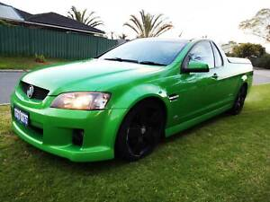 2008 Holden Commodore SS-V Automatic Ute Atwell Cockburn Area Preview