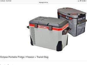 Engel 40 litre Fridge/Freezer and transit bag