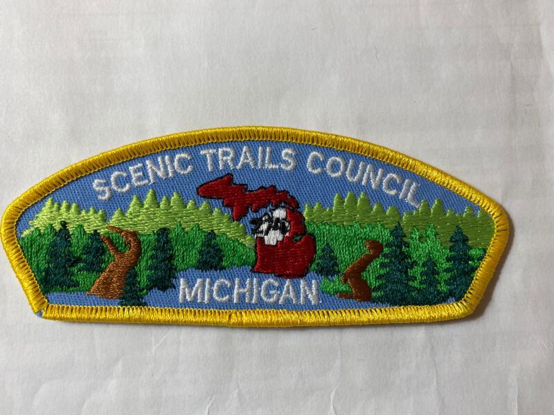 MINT CSP Scenic Trails Council Michigan T-1b
