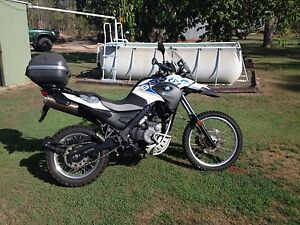 2014 G650 GS Sertao Childers Bundaberg Surrounds Preview