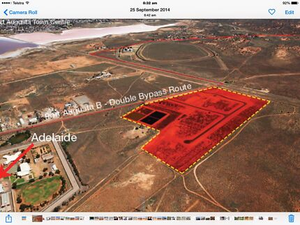 INDUSTRIAL LAND PORT AUGUSTA Adelaide CBD Adelaide City Preview