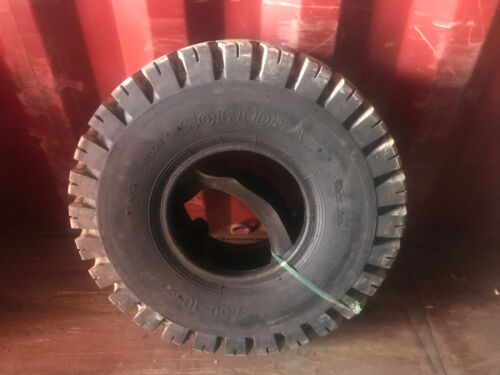 NEW Solideal 7.50x10 12 ply Forkilft Tire