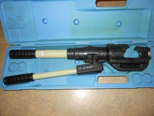Huskie EP-510 Manual Compression Crimper Tool