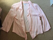 Hardly worn!! Cotton On size XL pink jacket Woolooware Sutherland Area Preview