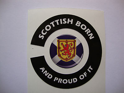 16 SCOTTISH  BORN  FLATAND CROWN GREEN BOWLS STICKERS  8 FINGER + 8 THUMB  BOWLS