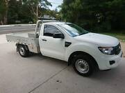 2014 Ford Ranger Xl single cab Mount Victoria Blue Mountains Preview