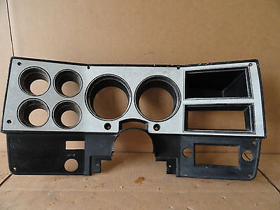 1996  Chevrolet  K1500  Dash  Bezel        True