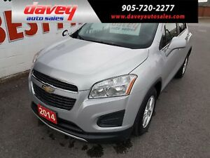 2014 Chevrolet Trax 2LT BACK UP CAMERA, REMOTE STARTER, POWER...