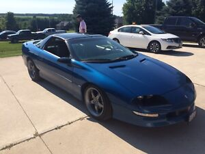 Clean 1996 Z28 6spd tons of mods