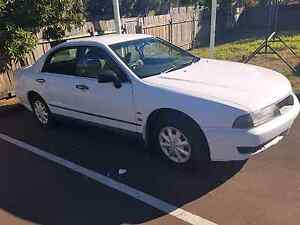 2001 Mitsubishi magna rego + rwc Sunnybank Hills Brisbane South West Preview
