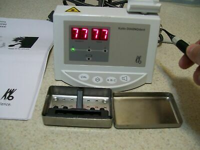 Kavo Diagnodent A Tip Laser Dental Charger New Battery Sterilizn Cassette