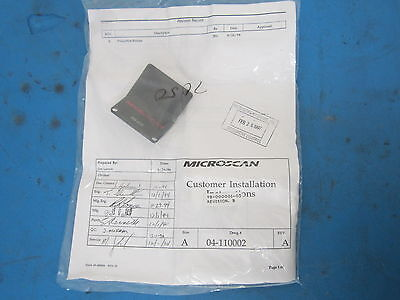 New Mirror For Microscan Ms-610 Scanner Sensor Fis-0610-0038d
