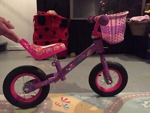 Vélo  d'équilibre Bubble Guppies 10 po