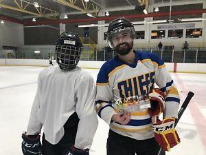 Beginner Hockey Players. Coed