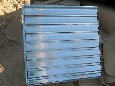 36 Industrial Exhaust Shutter Fan Single Speed Wall Mount Garage Shop Barn New