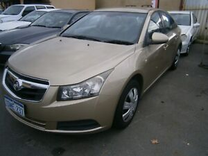 Holden Cruze***FREE 12 MONTHS WARRANTY*** Bayswater Bayswater Area Preview
