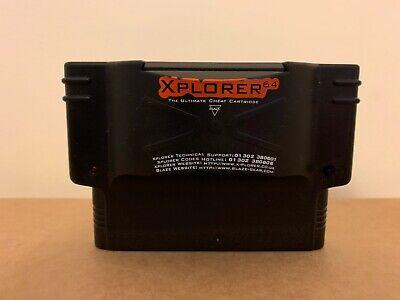 Xplorer 64 Cheat Code Cartridge | Nintendo N64 | FREE POST
