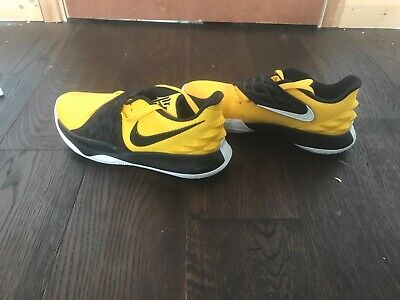 Mens black and yellow nike kyrie 1 armarillo