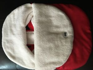 Jolly Jumper car seat cover and baby insert