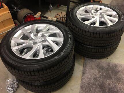 Tyres & Rims Michelin 205/55R16 91V Brand New