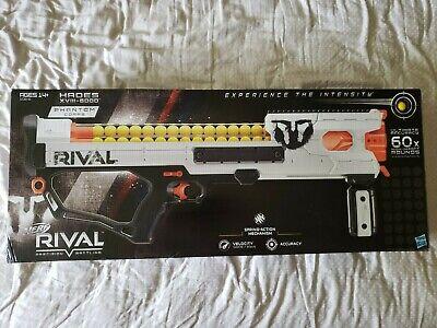 - = [ Brand New Nerf Rival Phantom Corps Hades XVIII-6000 Impact Blaster ] = -