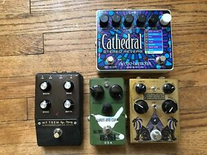 Pedals for sale or trade