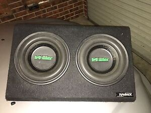 10 inch woofers Cranbourne Casey Area Preview
