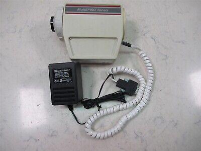 Creative Multispiro Breeze Model Spirometer W Sceptre Power Supply Handheld
