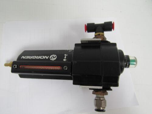 NORGREN PRESSURE REGULATOR 150 F 65C
