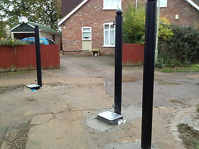 AUTOMATIC GATE KIT UNDERGROUND UNIT FROM ENGLISH FAMILY BUSINESS BEST PRICES