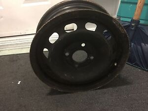 "14"" rims 4 bolt pattern $30 (tires NOT included) Gatineau Ottawa / Gatineau Area image 2"