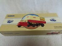 British Railways CORGI PREMIUM 1//50 CC11301 Scammell Scarab /& Dropside Trailer