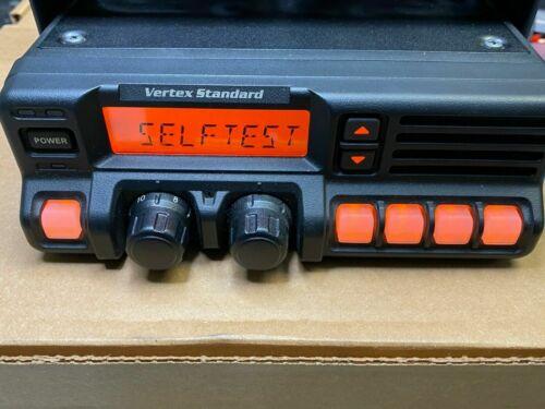 Vertex VX 6000L Mobile Radio Low Band 37-50 120 Watt  bench tested OK