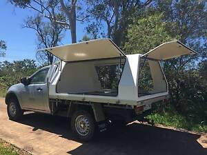 Ute Canopy Single Cab Factory Seconds Londonderry Penrith Area Preview