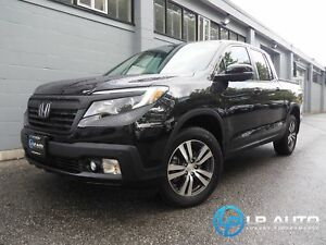 2017 Honda Ridgeline EX-L! Like New! Easy Approvals!