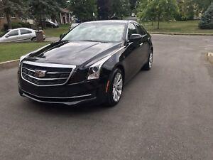 2017 Cadillac ATS 2.0L