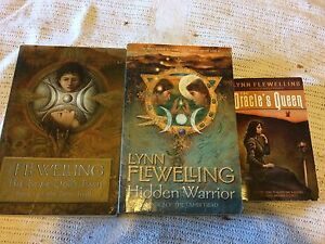 Lyn flewelling's tamir triad books Bayswater Bayswater Area Preview