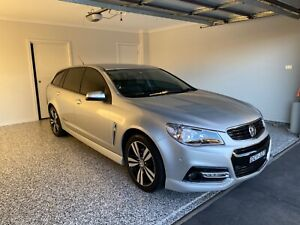 2015 Holden Commodore SV6 Storm 6 Sp Automatic 4d Sportwagon