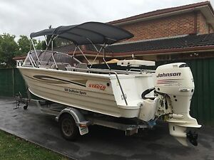 IMMACULATE STACER 525 SEAMASTER SPORTS Harrington Park Camden Area Preview