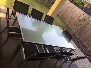 Outdoor dining set Murarrie Brisbane South East Preview