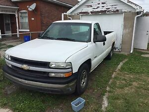 2000 Chevy 1500 2wd