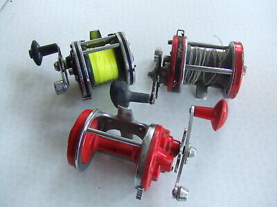 Collection of Sea Fishing Reels ABU etc