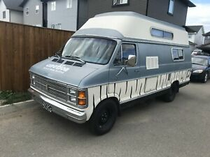 WANTED: Looking for my Dodge Camper Van