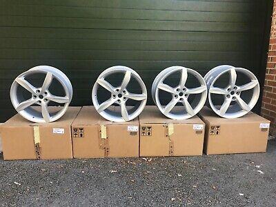 "NEW IN BOX 1 set of 4 Genuine Ferrari Portofino 20"" Alloy Wheels"