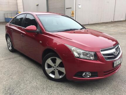 2009 Holden Cruze Sedan CDX Automatic - Finance TAP Mayfield East Newcastle Area Preview