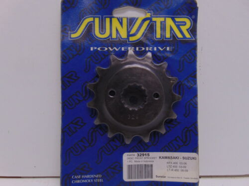 Sunstar Steel Front Sprocket 15T 32915