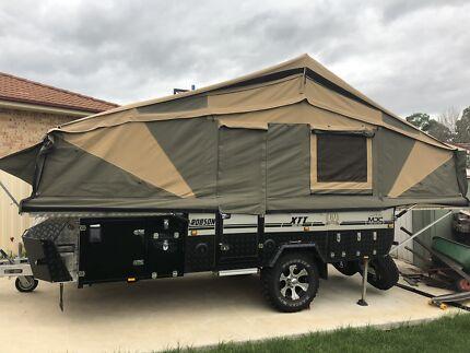 2017 MDC XTT Camper Currans Hill Camden Area Preview