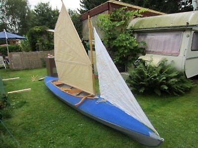 Faltboot RZ 85 Exquisit -3 von Pouch - guter Zustand